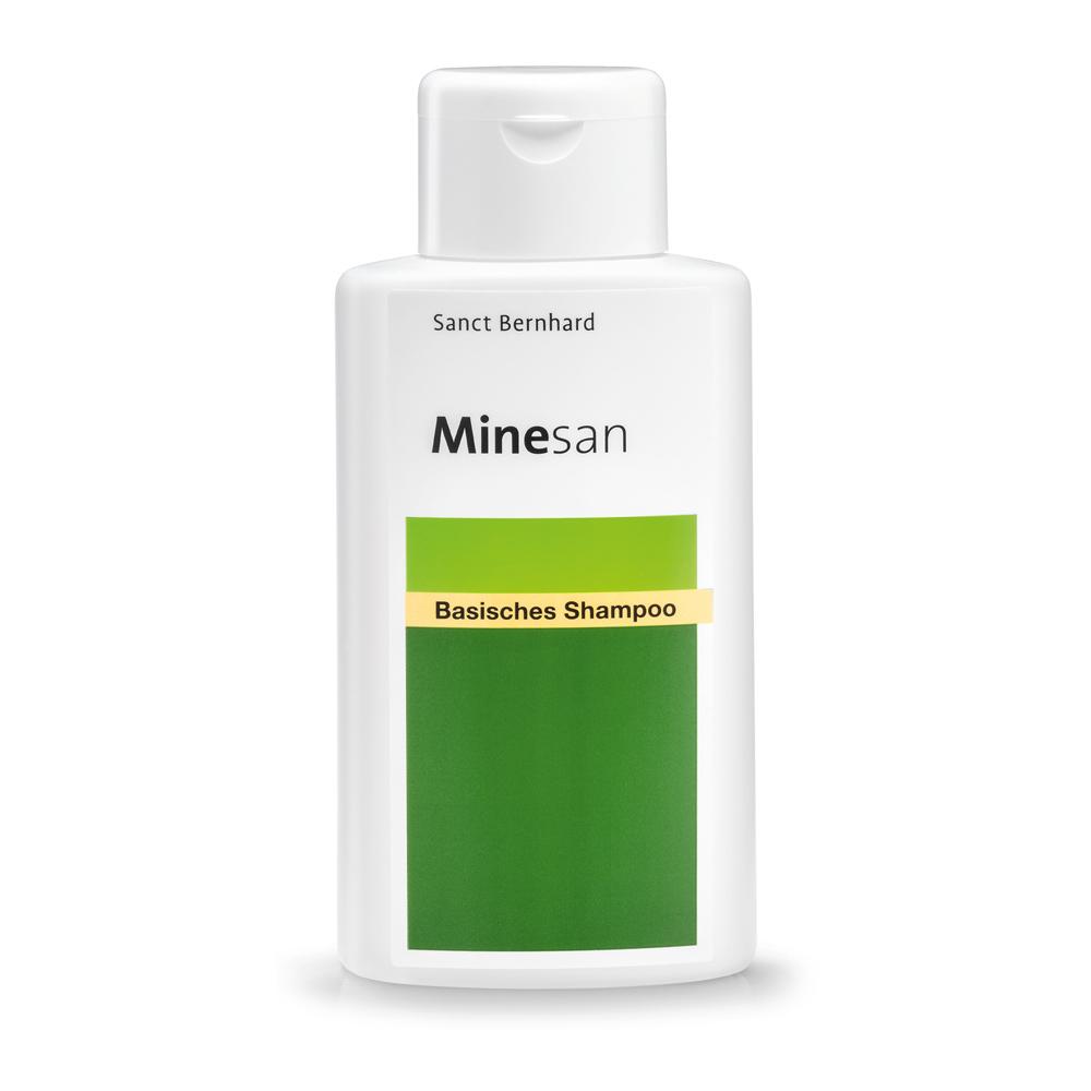Dầu gội thảo dược Sanct Bernhard Minesan Alkaline