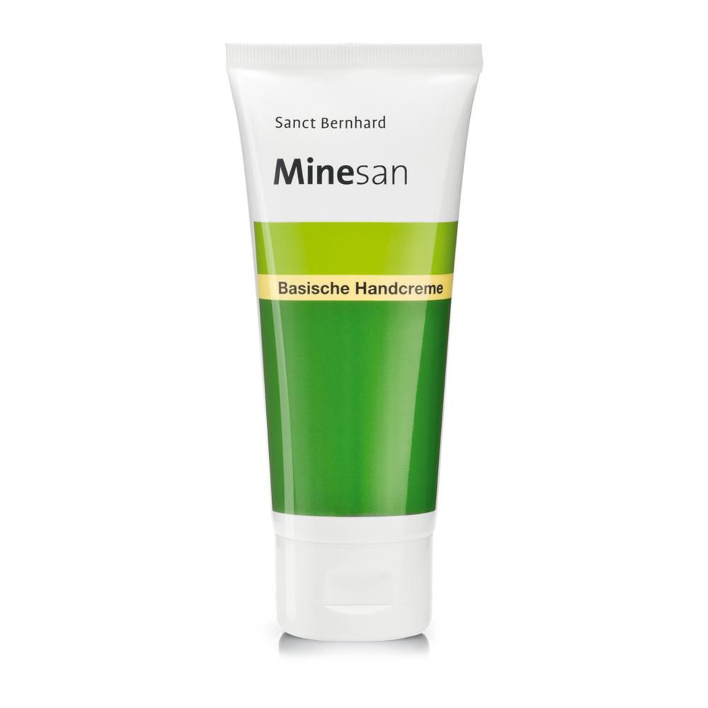 Kem dưỡng ẩm da tay tinh chất muối biển Minesan Alkaline