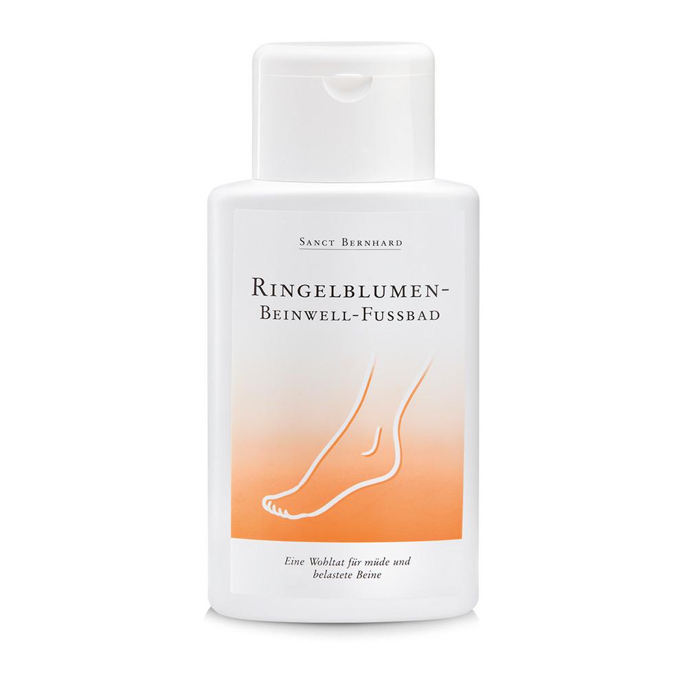 Ngâm chân Marigold Comfrey Footbath kích thích lưu thông máu, giảm đau nhức chân