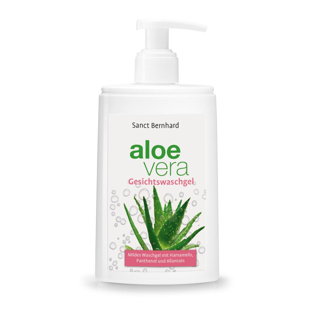 Gel rửa mặt nha đam Aloe Vera Facial