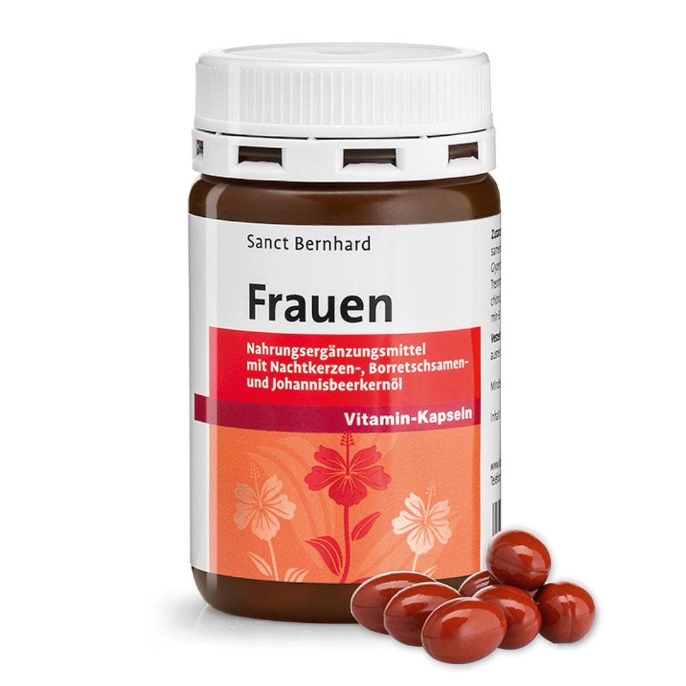 Viên nang bổ sung Vitamin cho phụ nữ Women Vitamin Capsules