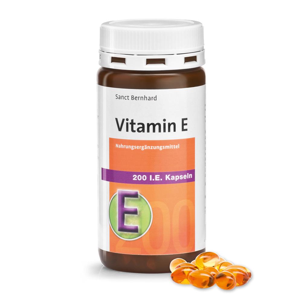 Viên nang ngăn ngừa lão hóa Vitamin E 200 Kapseln