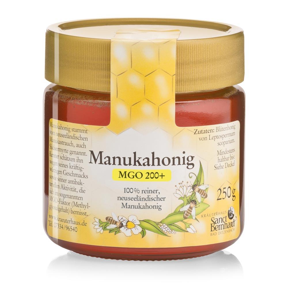 Mật ong nguyên chất kháng khuẩn Manuka Honey 200+