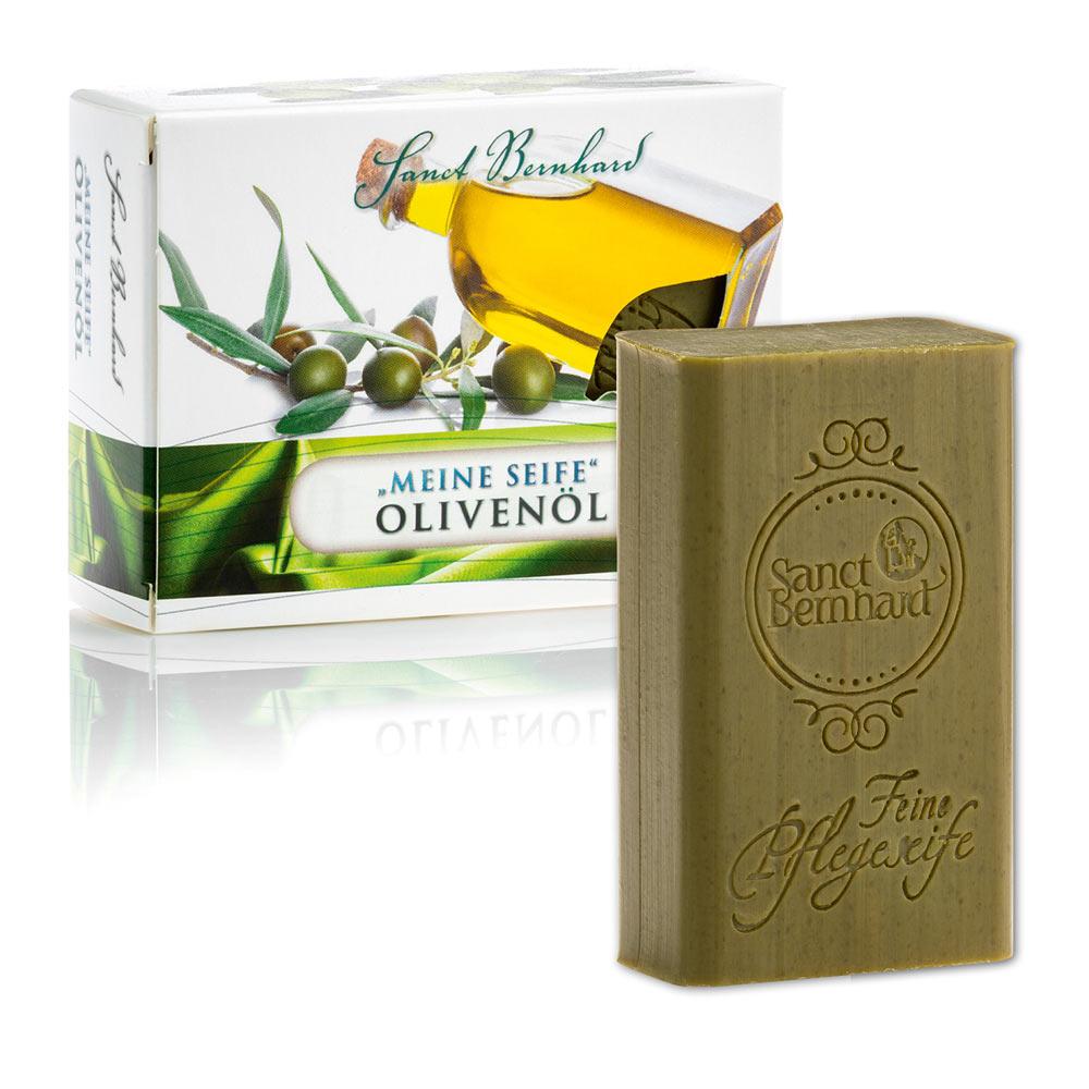 Xà phòng dầu ô liu nguyên chất Olive Oil Soap