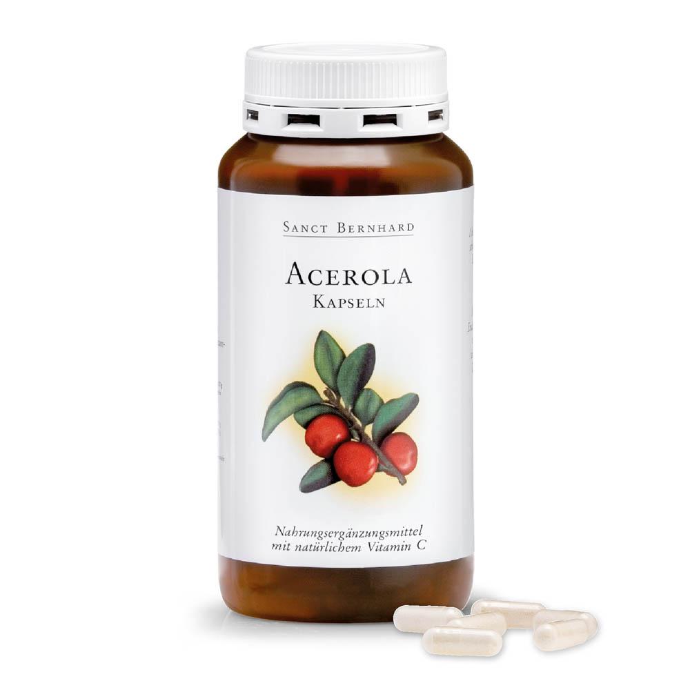 Viên nang chống lão hóa tinh chất anh đào Acerola Capsules