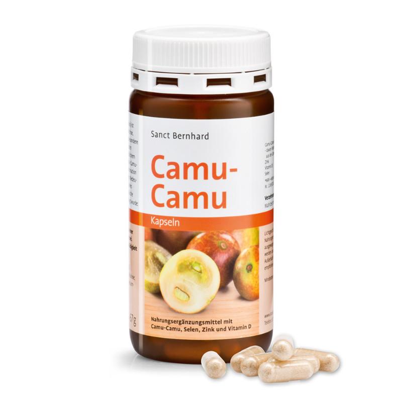 Viên nang tăng sức đề kháng Camu Camu