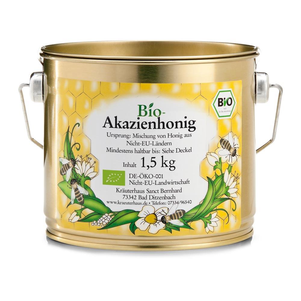 Mật ong keo hữu cơ Organic Acacia Honey