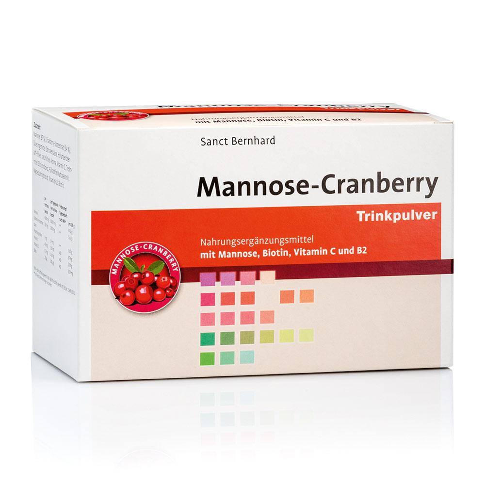 Bột uống tăng cường miễn dịch nam việt quất Mannose Cranberry Drinking Powder