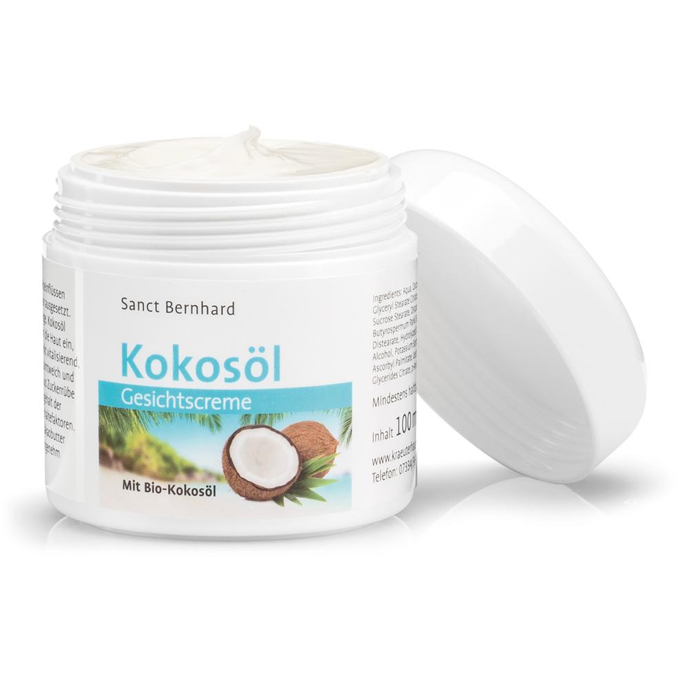 Kem dưỡng da dầu dừa Sanct bernhard Coconut Oil Facial Cream