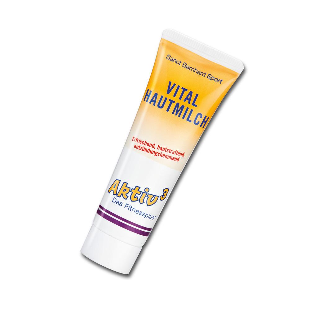 Sữa dưỡng da và cơ bắp Aktiv 3 Vitality Skin Milk