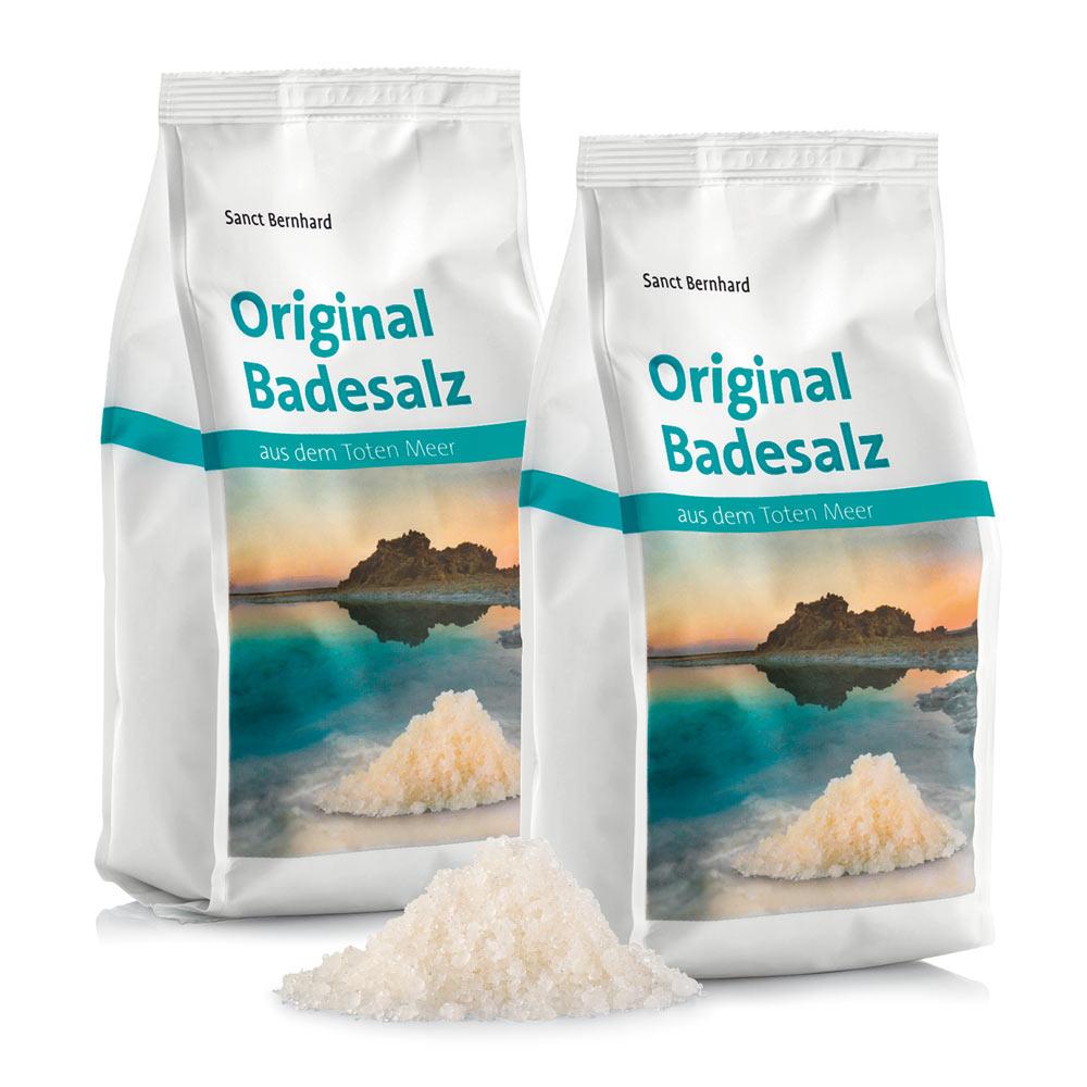 Muối biển chết Original Badesalz