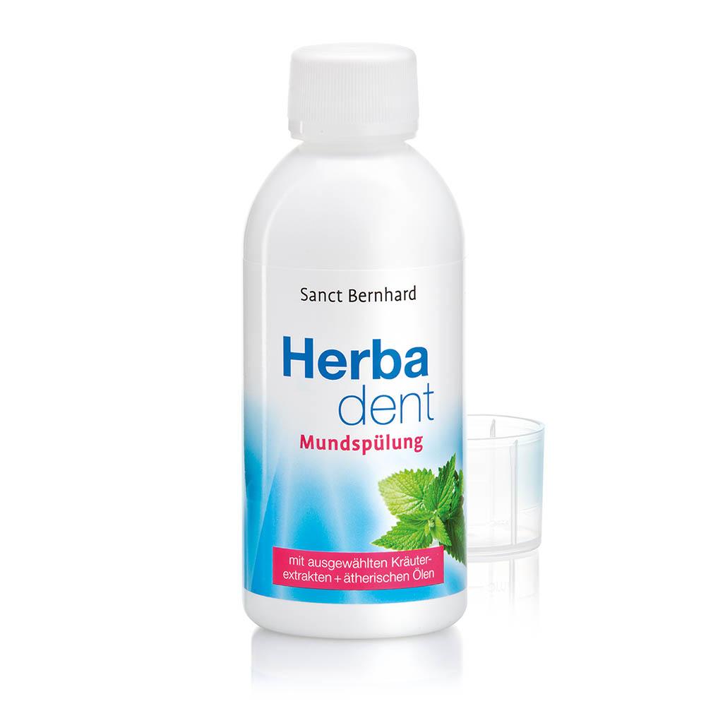 Nước súc miệng Herbadent
