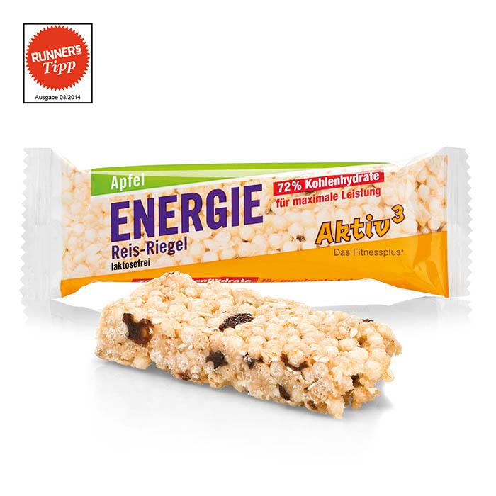 Bánh gạo năng lượng Energy Rice Bar Apple