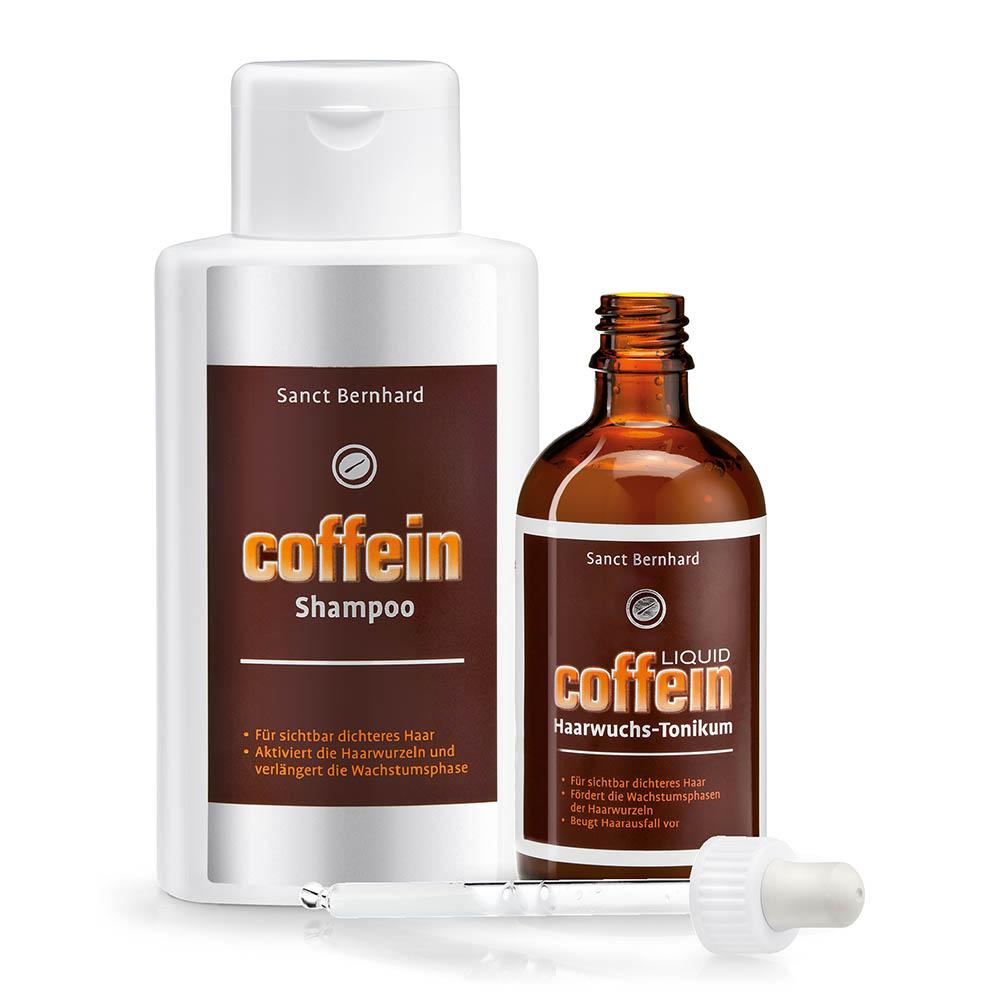 Bộ kem dưỡng tóc Caffeine Care