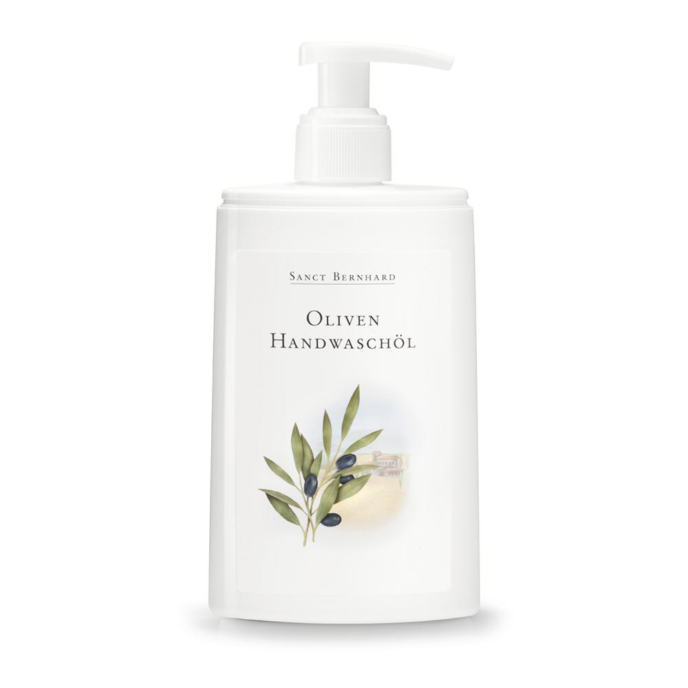 Dầu dưỡng da tay Sanct bernhard Olive